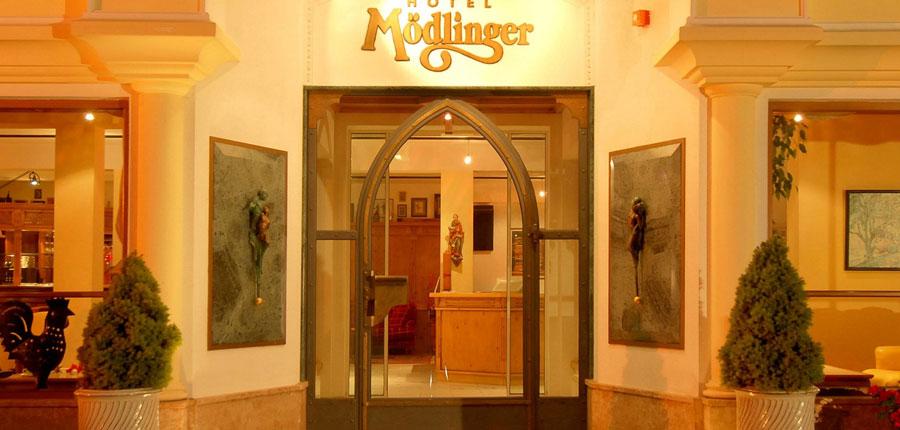 Sporthotel Modlinger, Söll, Austria - Entrance.jpg